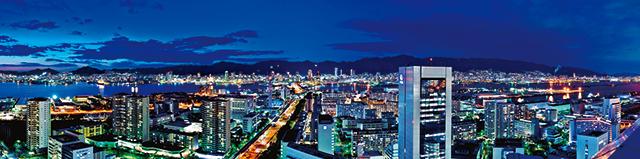 神戸ポートピア(パノラマ夜景)