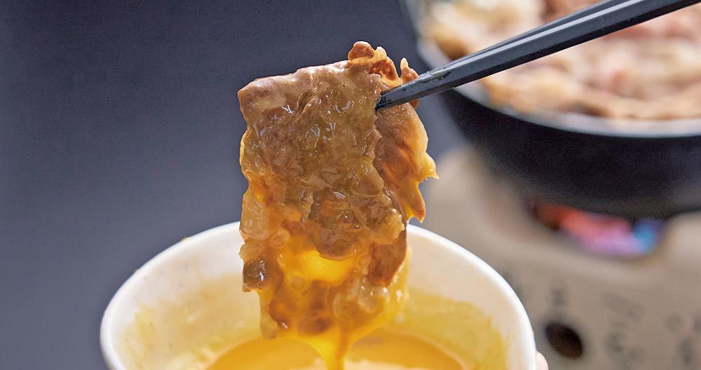 広島牛すき焼き
